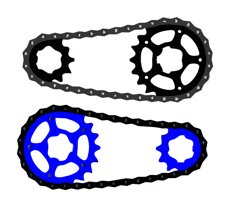 belt bicycle gearing bicycle chains free commercial clipart belt