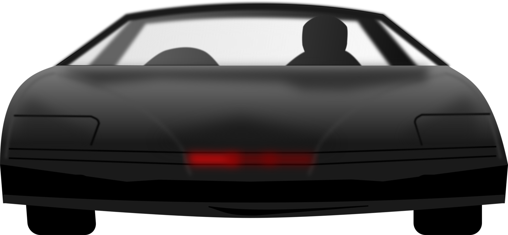 K I T T  Sports car KARR Knight Rider CC0 - Family Car,Automotive