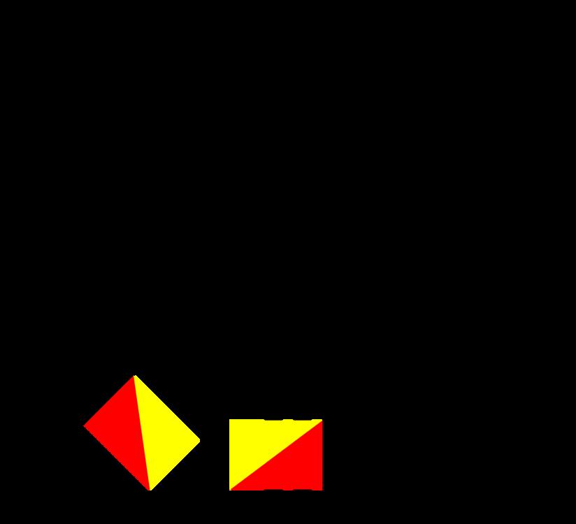 Flag Semaphore International Maritime Signal Flags Symbol