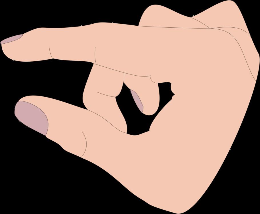 Ear,Angle,Thumb