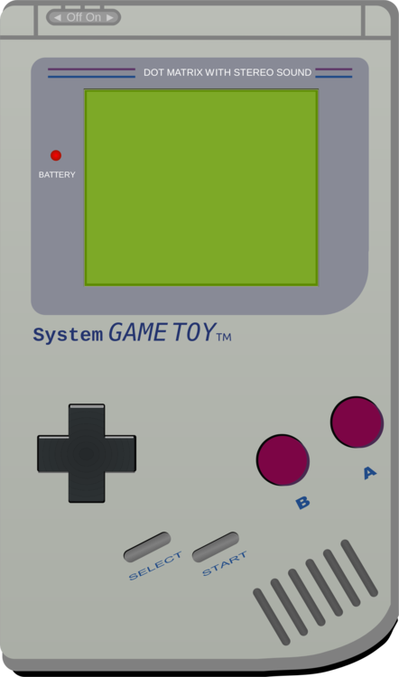 All Game Boy Console,Purple,Electronic Device