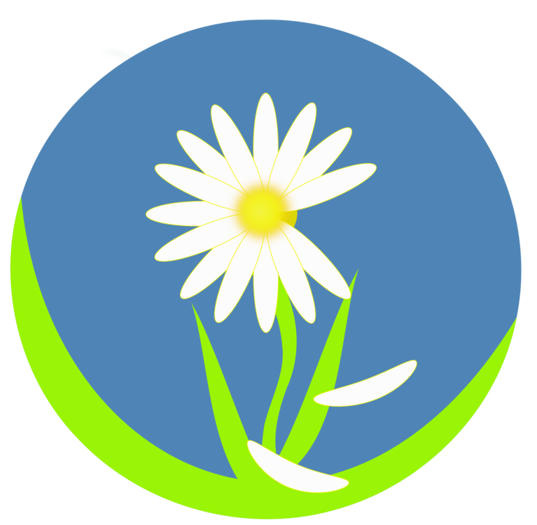 Plant,Flora,Sunflower Clipart - Royalty Free SVG