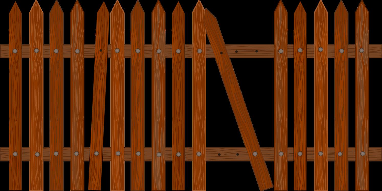 Angle,Fence,Picket Fence