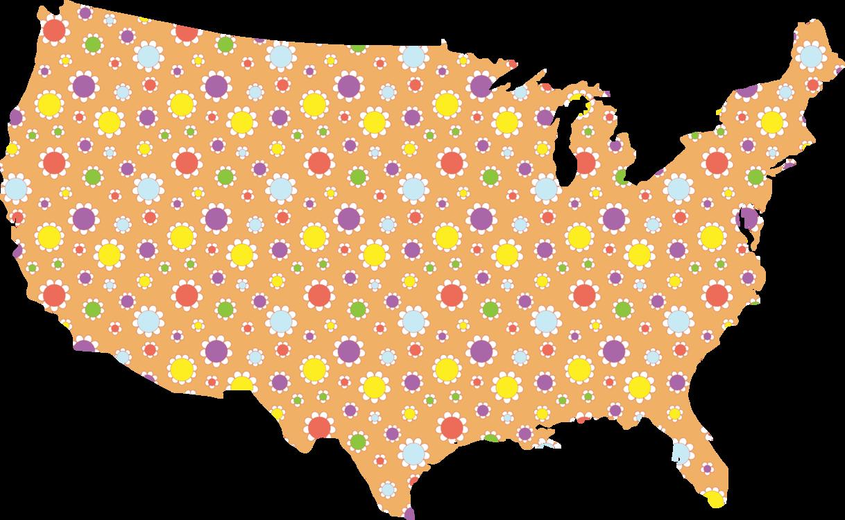 United States Openstreetmap Vector Map Cc0 Lineyellowarea Cc0 - Cute-us-map