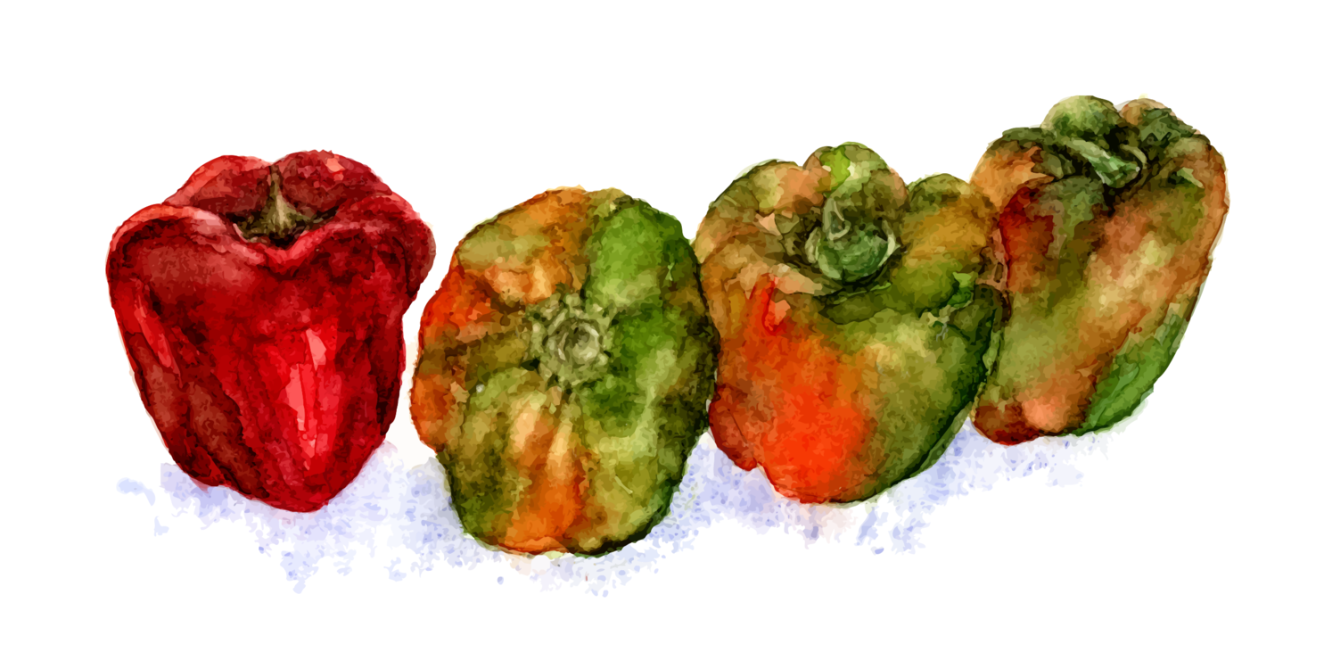 Chili Pepper,Bell Pepper,Vegetarian Food