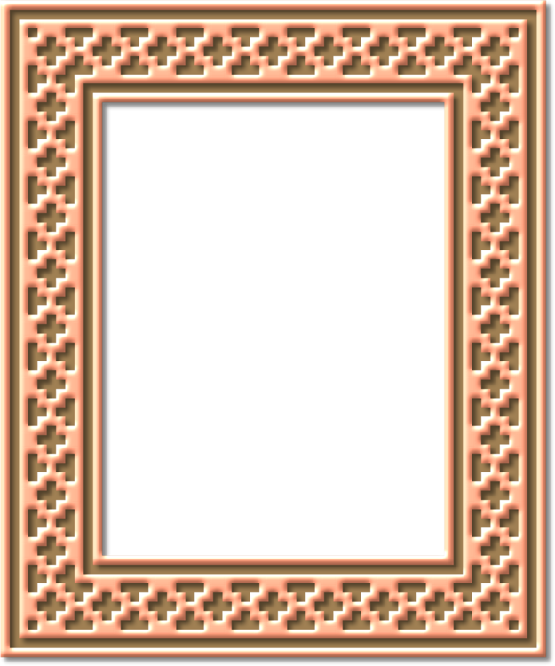 Picture Frame,Square,Symmetry