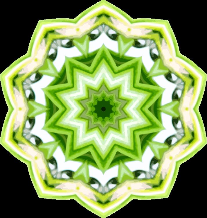 Symmetry,Green,Circle