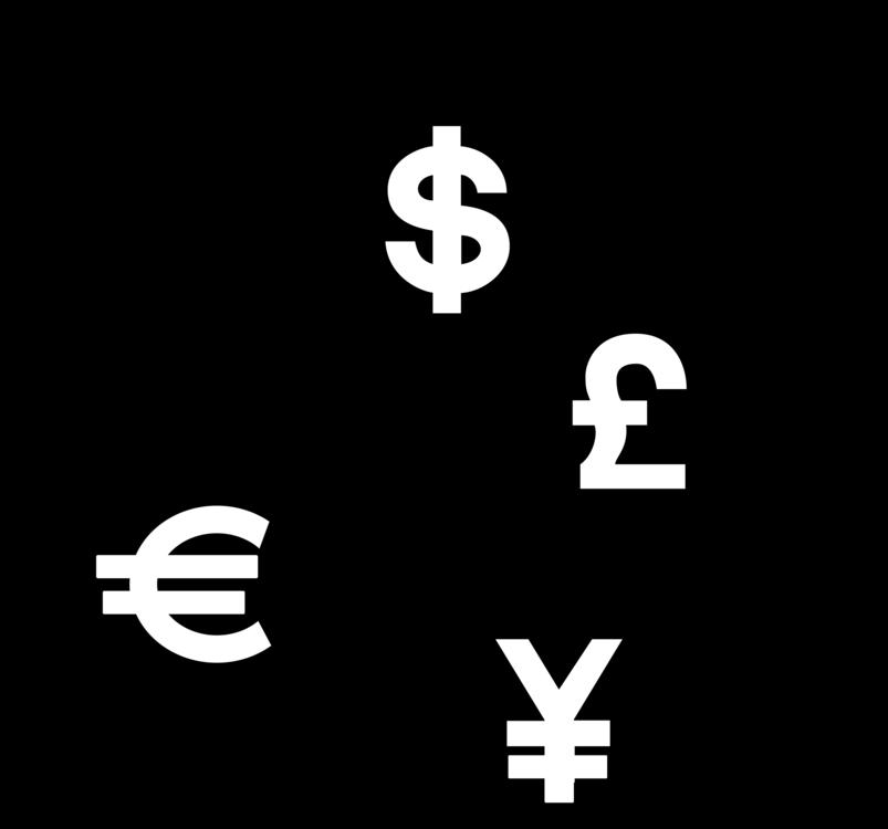 Currency Symbol Money Changer Bureau De Change Exchange Rate