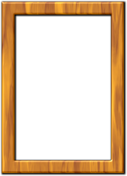 Picture Frames Window Framing Wood Painting Free Commercial Clipart