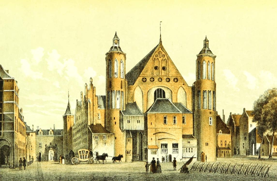 Building,Château,Basilica