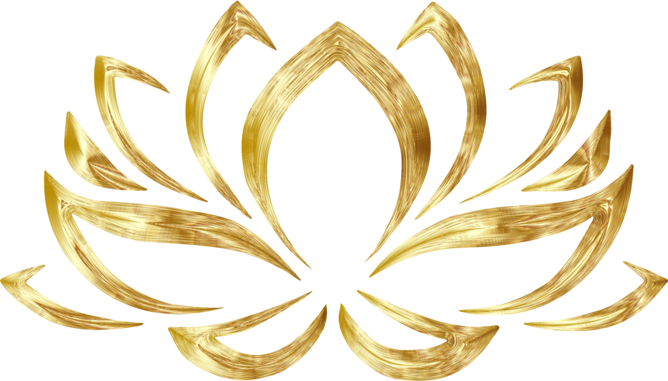 Sacred Lotus Gold Flower Proteales Computer Icons Free Commercial