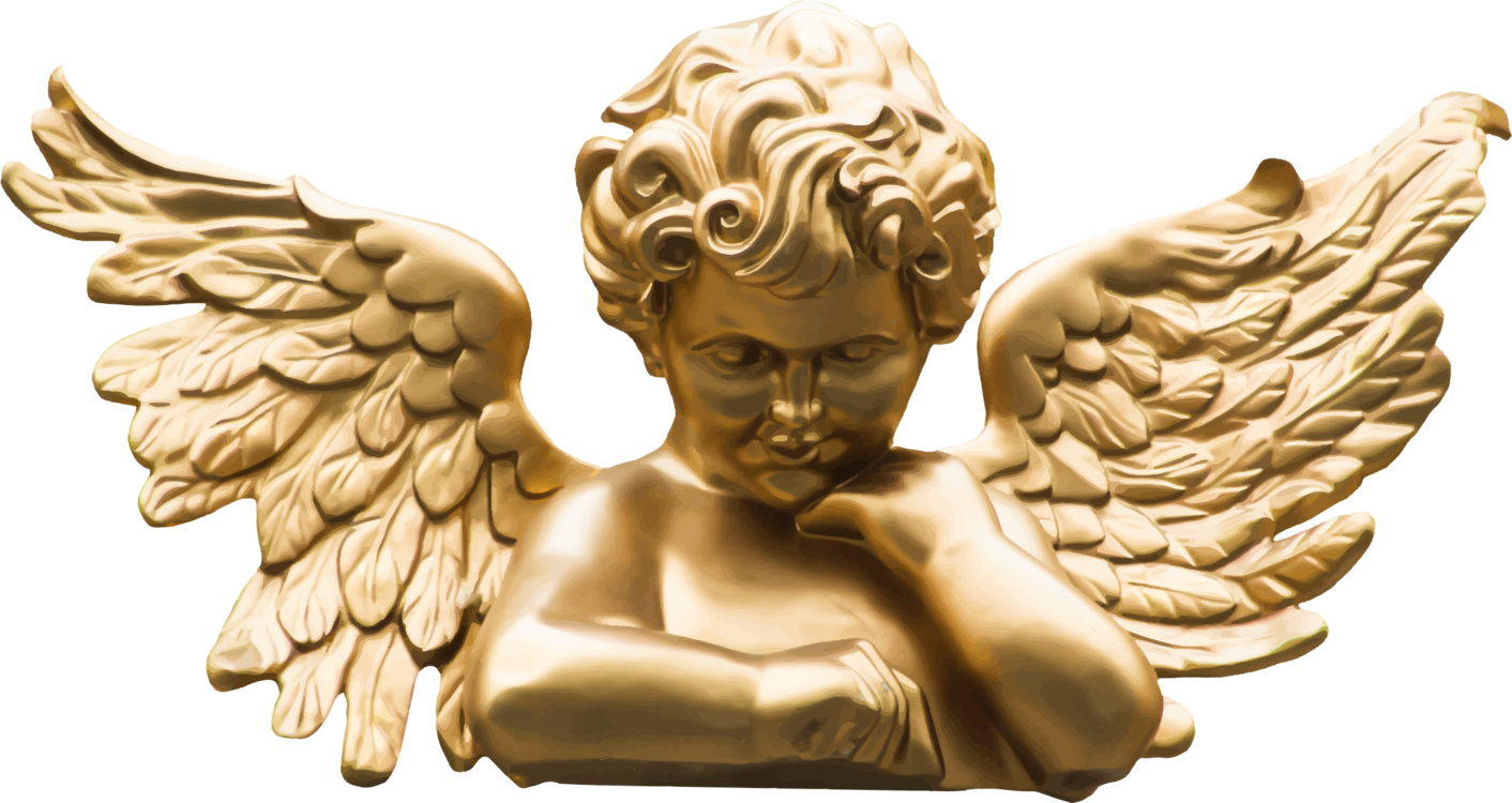 Classical Sculpture,Angel,Supernatural Creature
