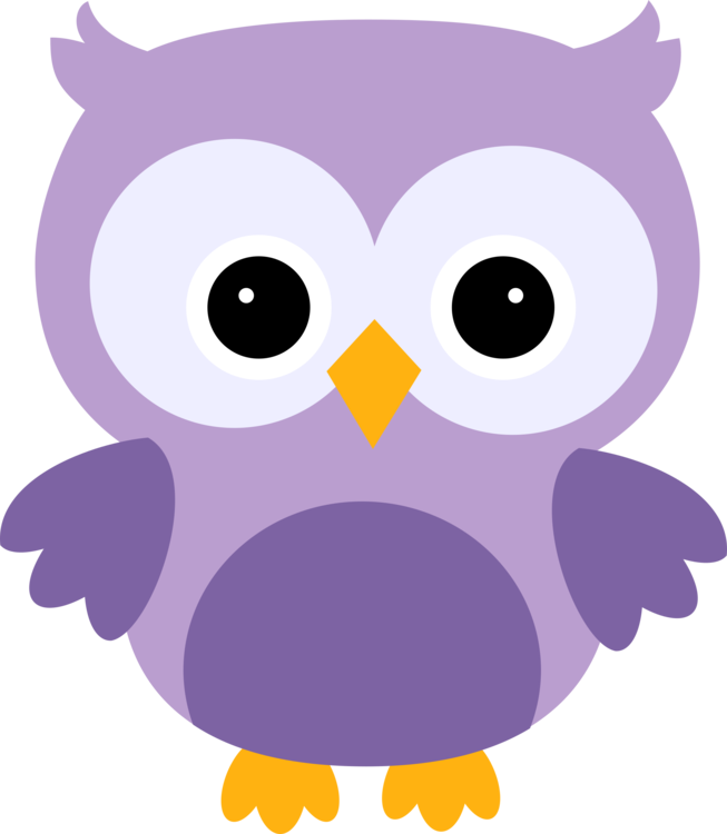 Owl,Snout,Purple PNG Clipart - Royalty Free SVG / PNG
