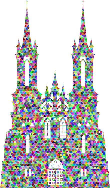 Spire,Symmetry,Church