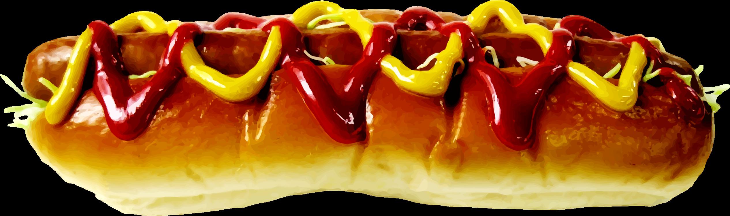 Hot Dog days Hamburger Street food