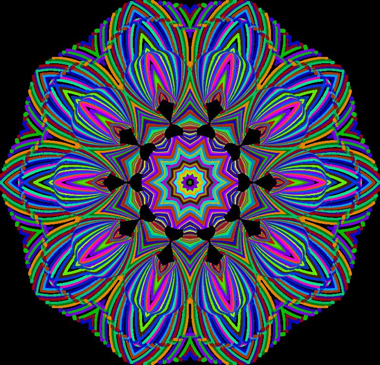 Flower,Symmetry,Area