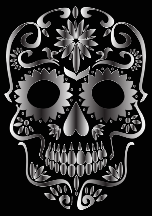 Visual Arts,Skull,Graphic Design