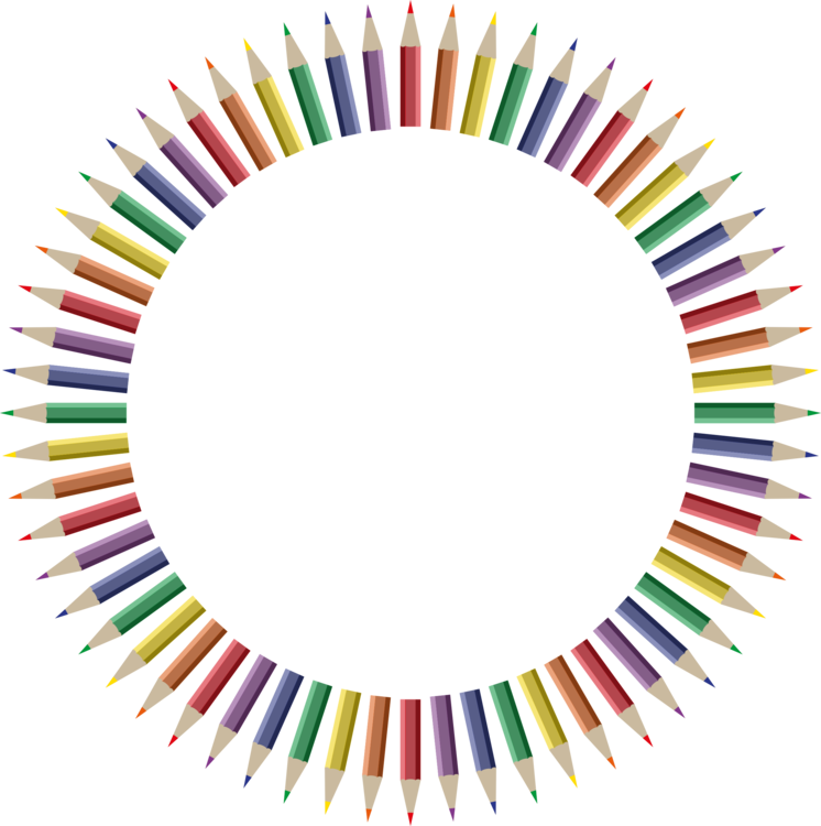 Pencil,Line,Circle