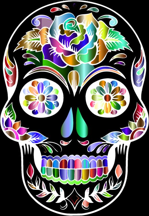 Bone,Skull,Headgear