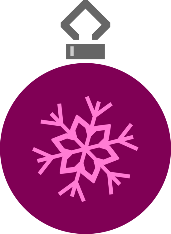 Pink,Christmas Ornament,Leaf