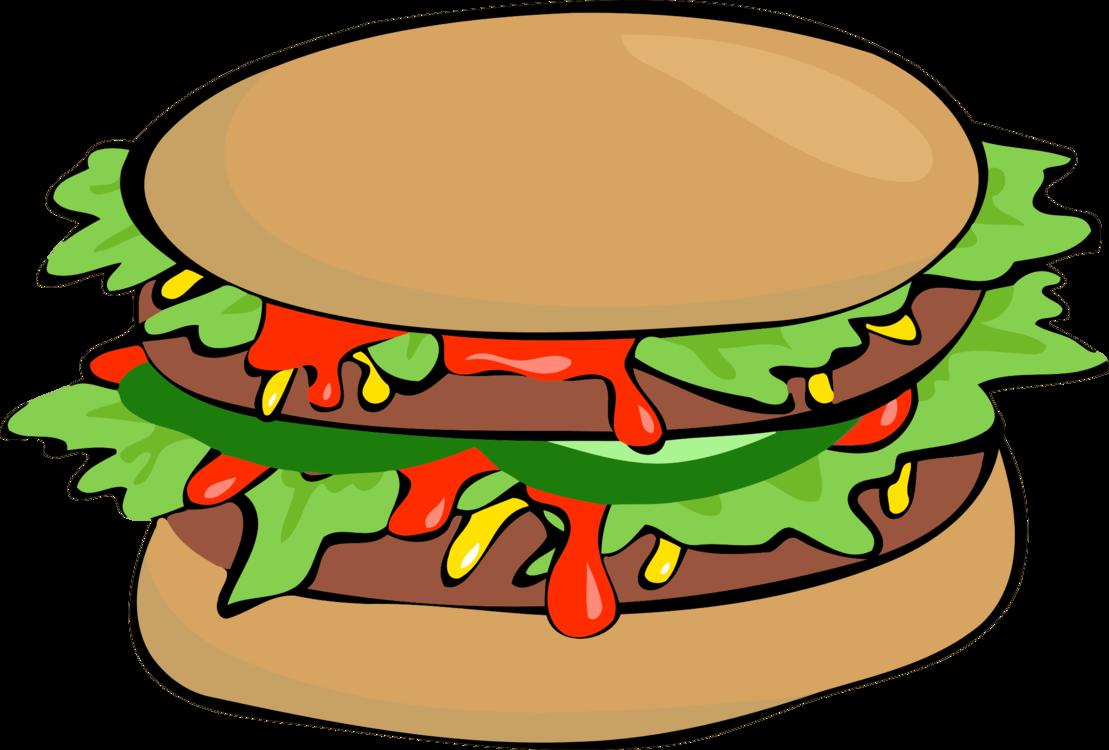 Hamburger,Food,Artwork