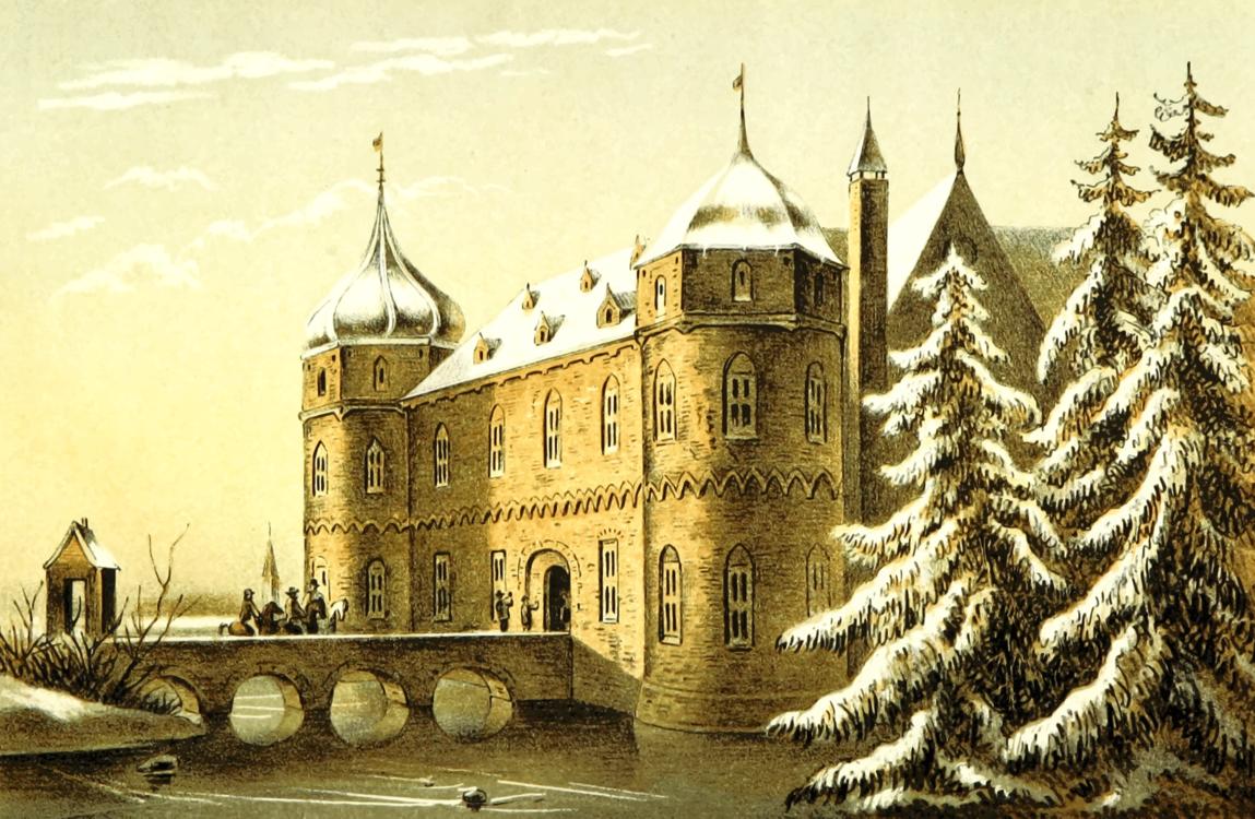 Building,Château,Medieval Architecture