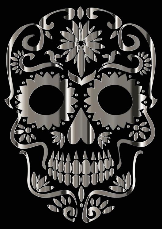 Visual Arts,Skull,Symbol