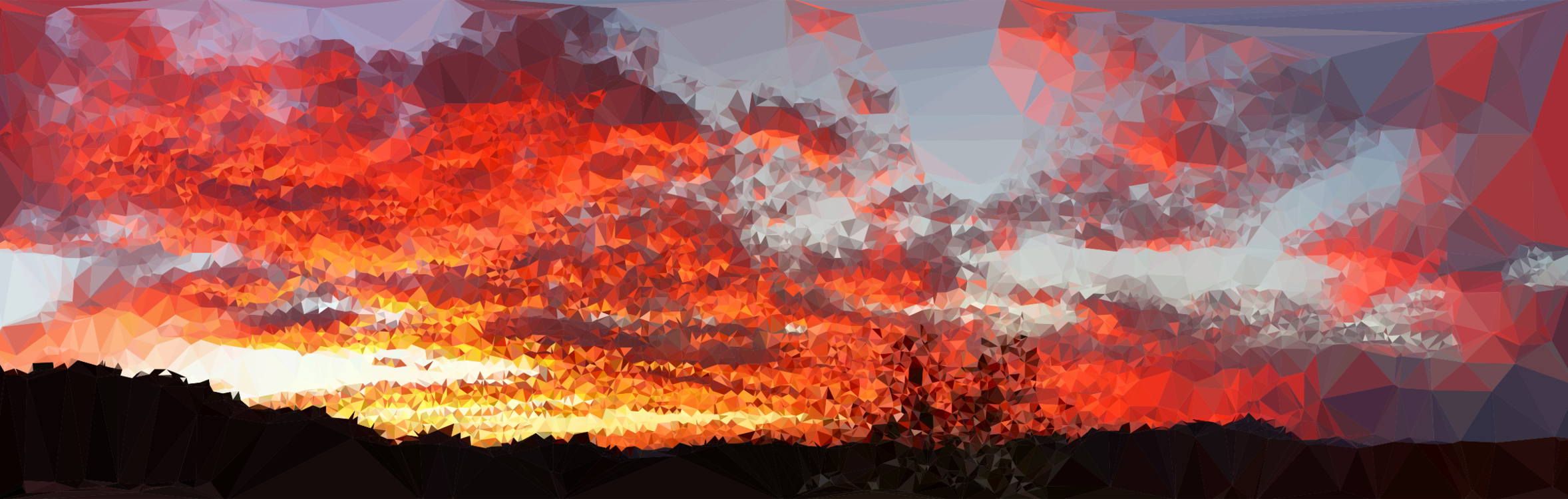 Wildfire,Mountain,Red Sky At Morning