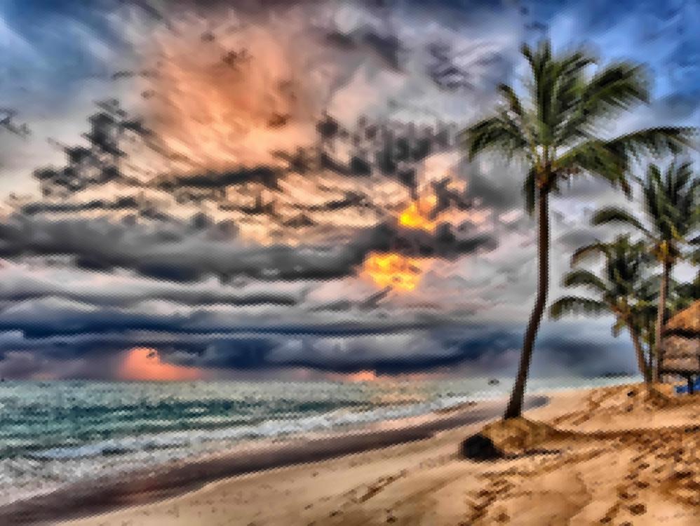 Caribbean,Sea,Tropics