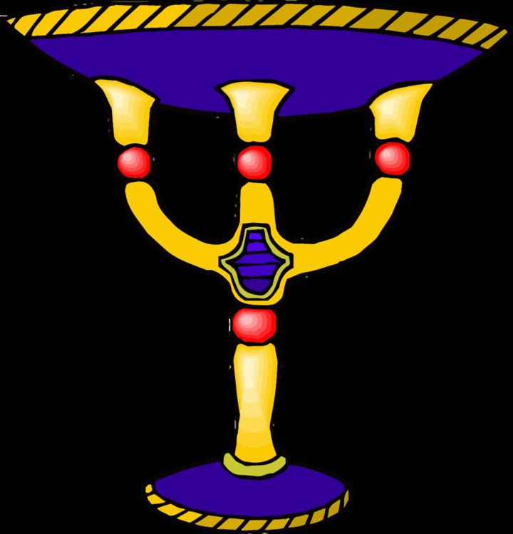Area,Martini Glass,Candle Holder