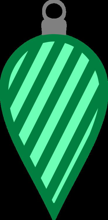 Christmas Ornament,Leaf,Green
