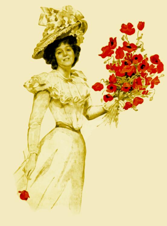 Fashion Illustration,Flora,Art