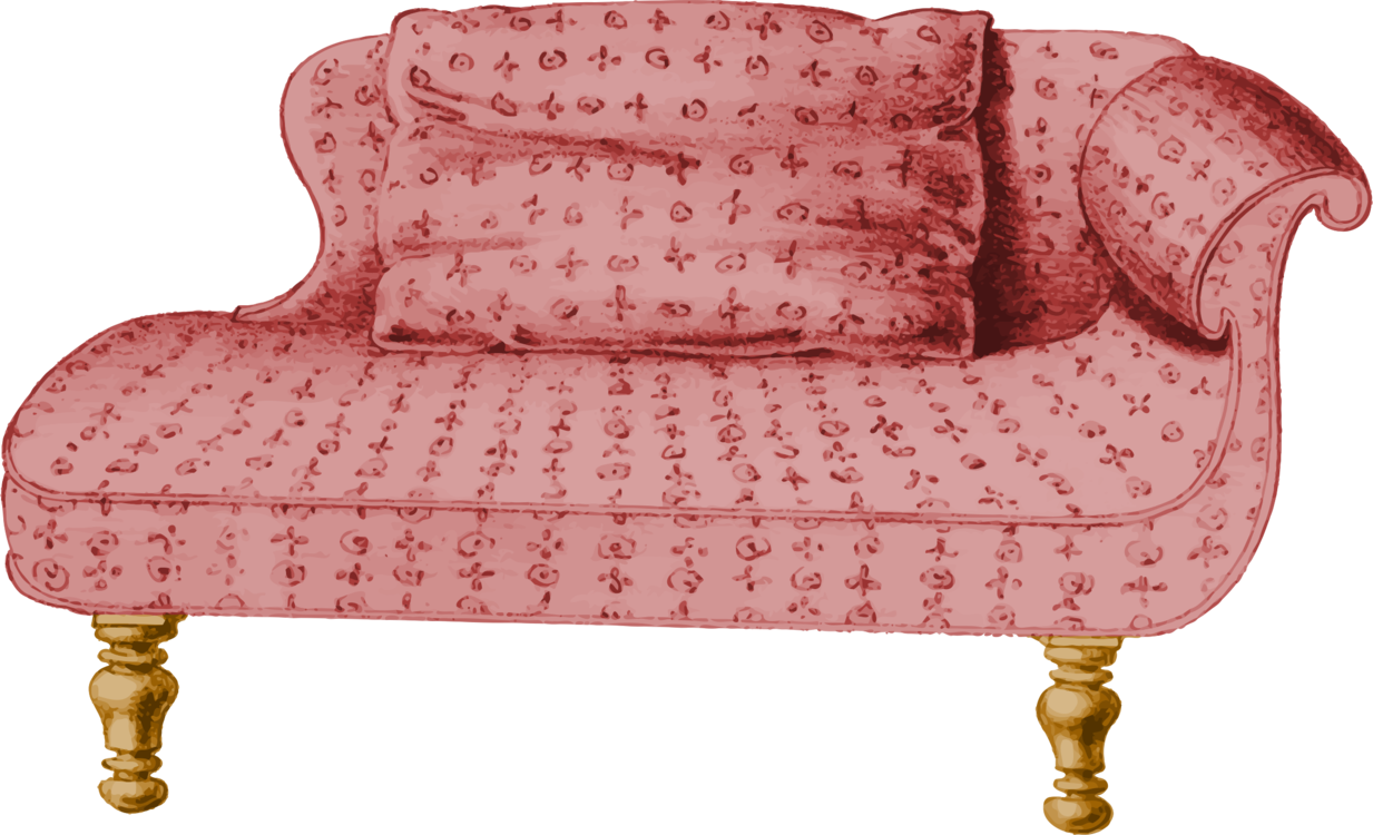 Pink,Loveseat,Chaise Longue