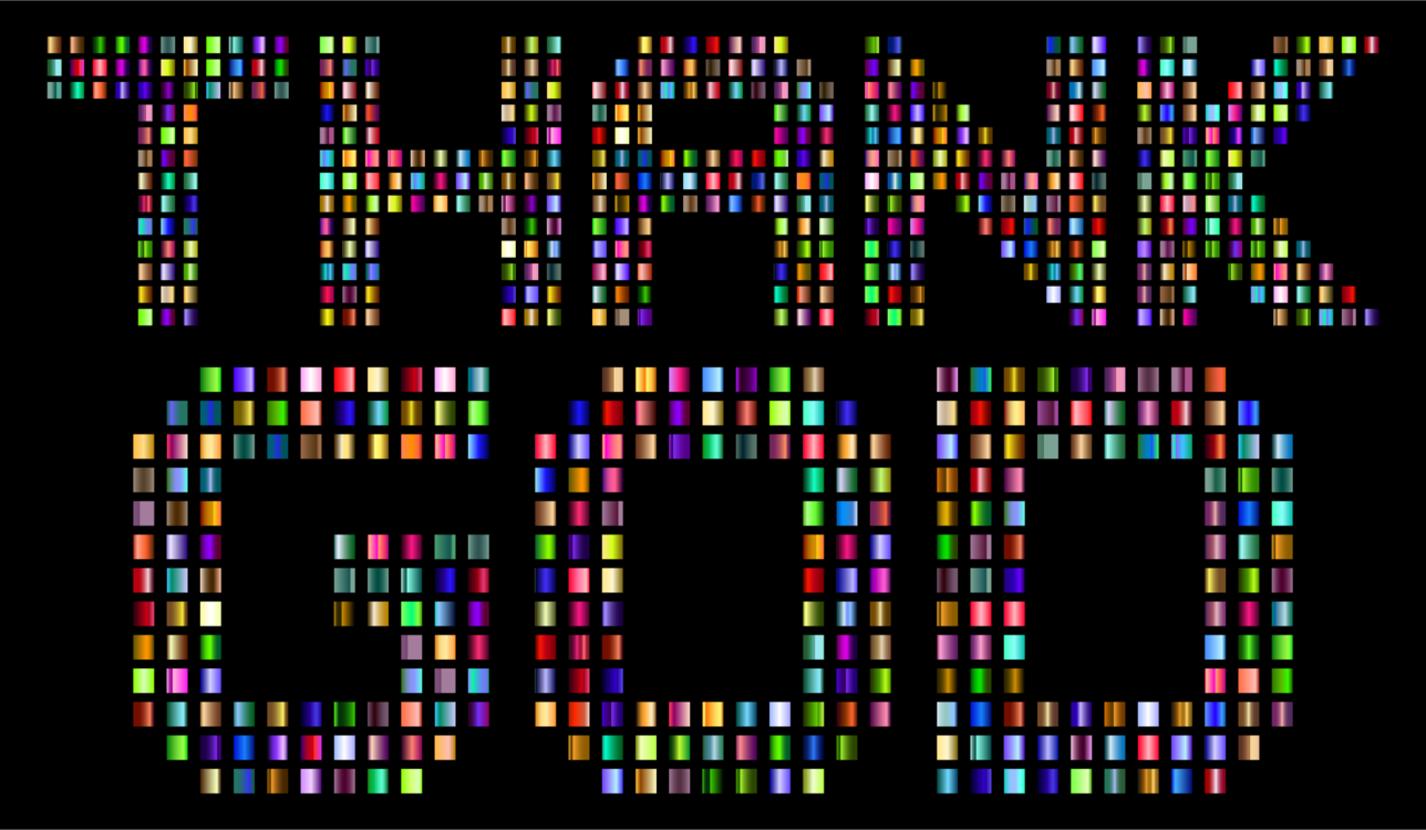 Stained glass Computer font