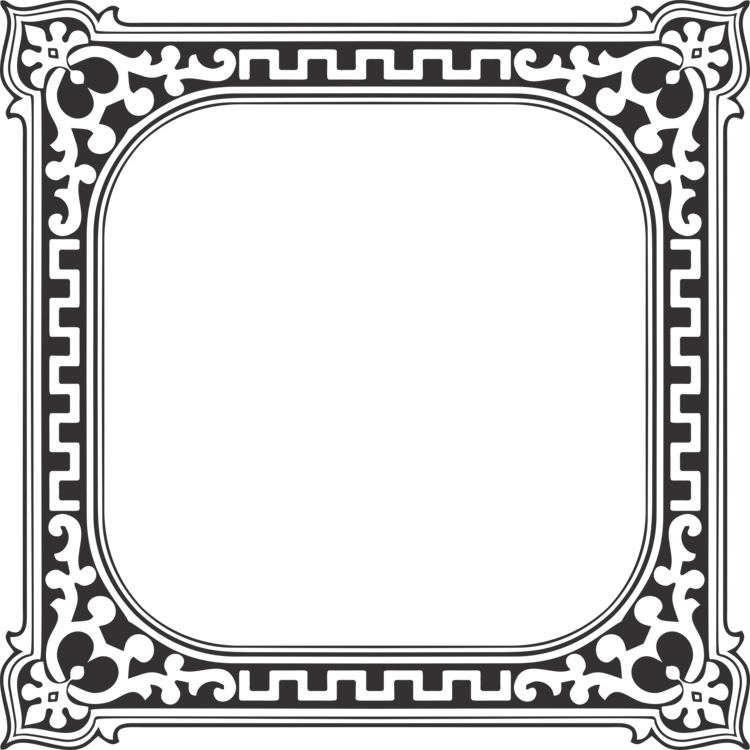 Picture Frames Ornament Decorative arts Computer Icons Drawing free ...