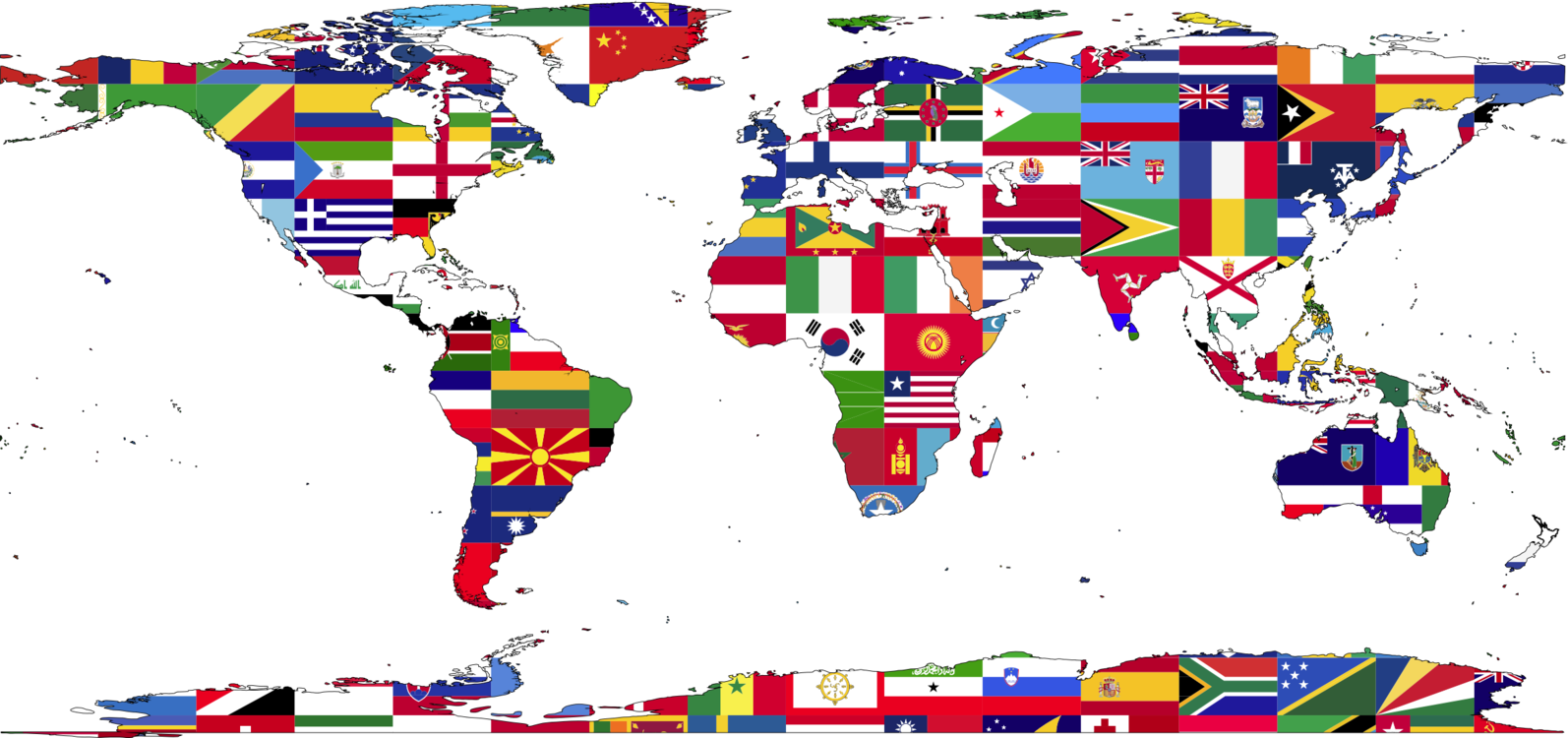 World map country wall decal free commercial clipart world mapmap world map country wall decal gumiabroncs Image collections