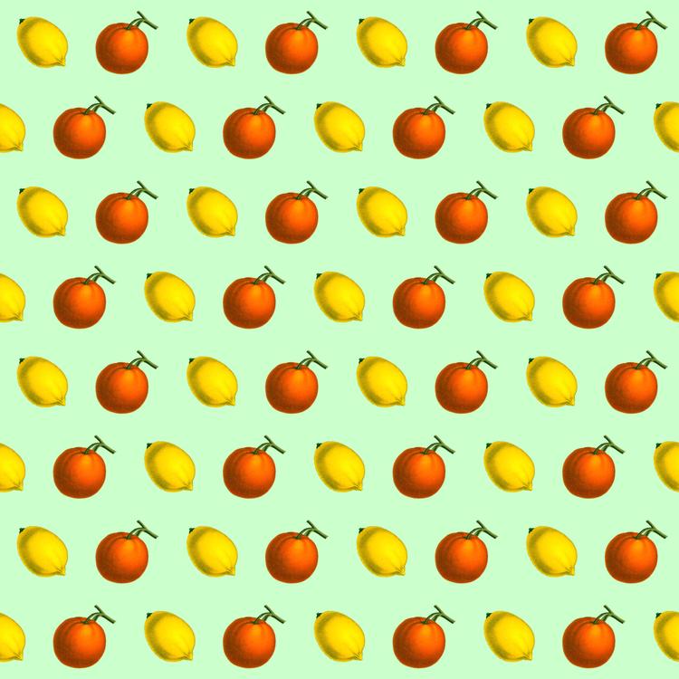 Yellow,Orange,Line