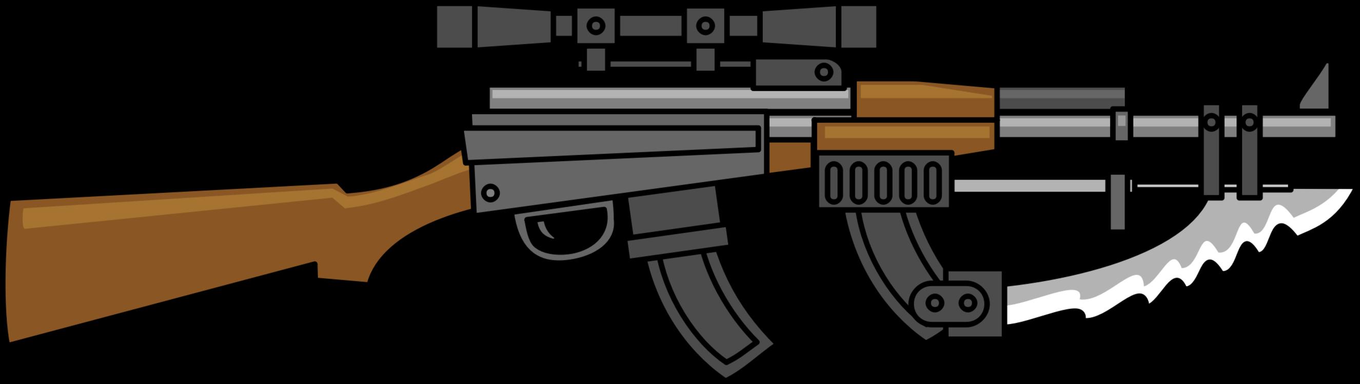 Gun Accessory,Machine Gun,Sniper Rifle