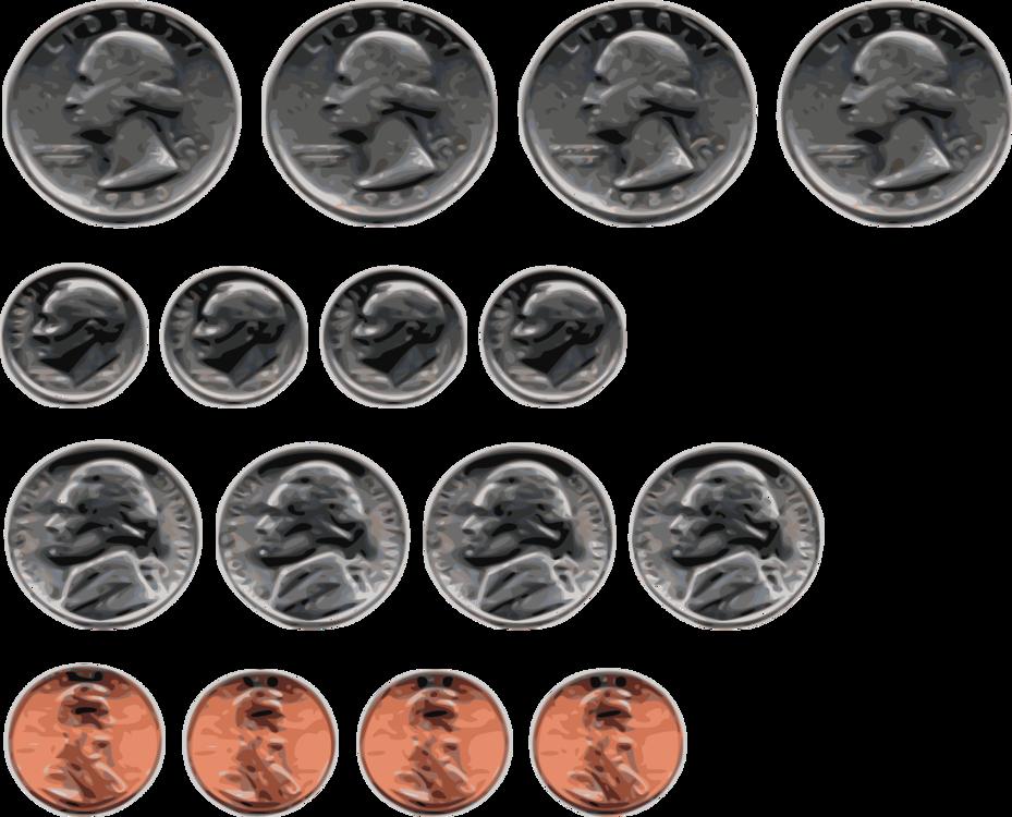 Button,Coin,Silver