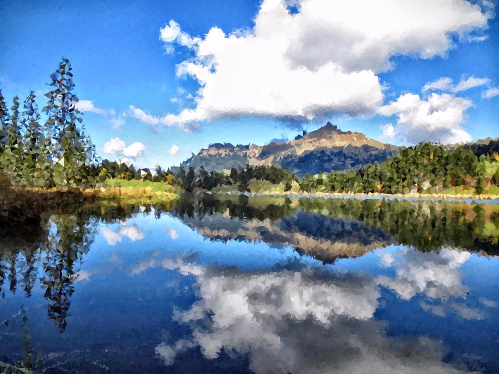Meadow,Wilderness,Loch