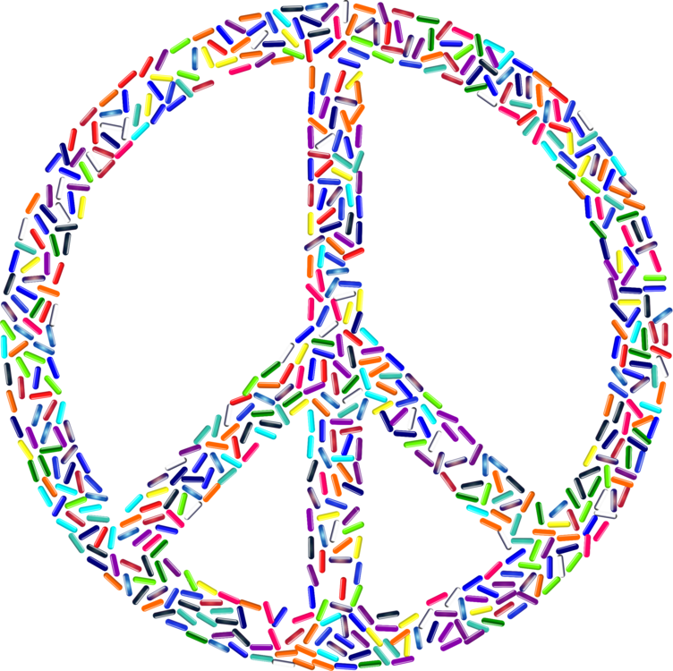 Peace Symbols Give Peace A Chance Hippie Computer Icons Free