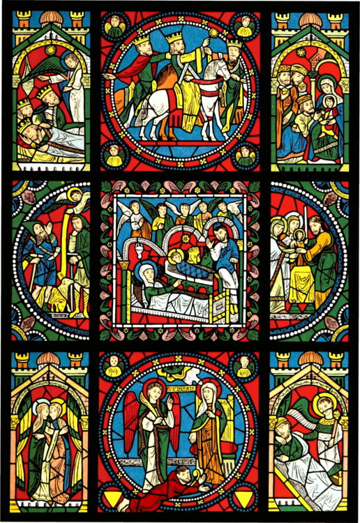 Stained glass Window Computer Icons