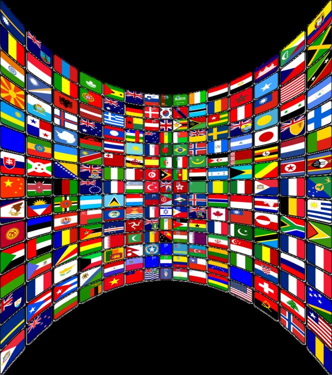Symmetry,Material,Flag
