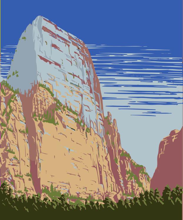 Elevation,Geology,Sky