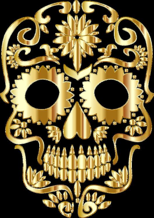 Skull,Bone,Calavera