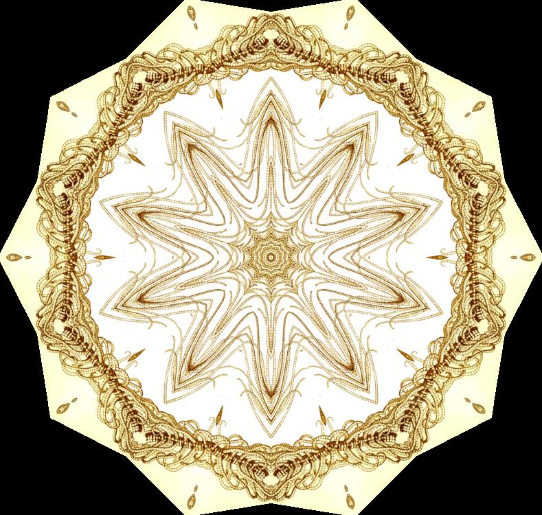 Circle,Gold,Symmetry
