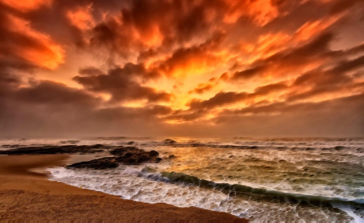 Atmosphere,Evening,Horizon
