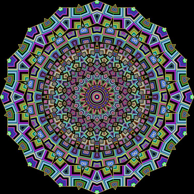Mandala Art Kaleidoscope Computer Icons Stained Gl