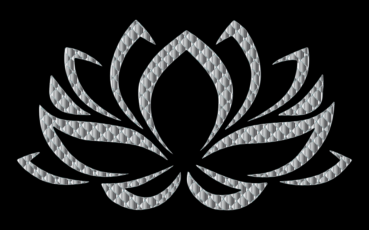 Sacred Lotus Decal Egyptian Lotus Flower Sticker Free Commercial