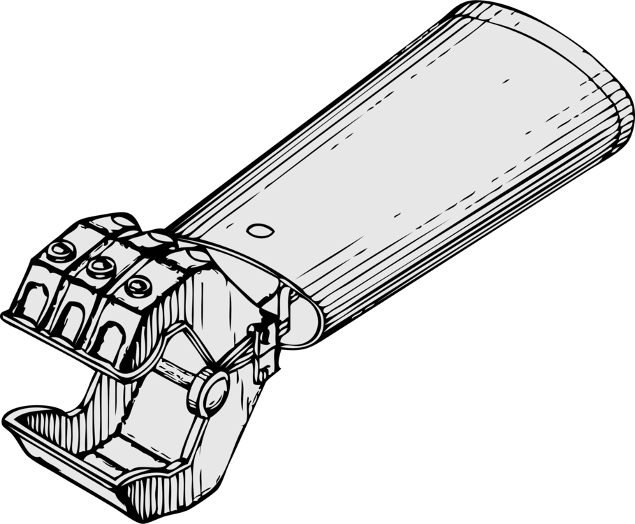 Mechanical Engineering Robotic Arm Hand Drawing Free Commercial